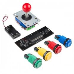 micro:arcade kit