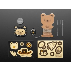 Pimoroni Bearables Bear套件