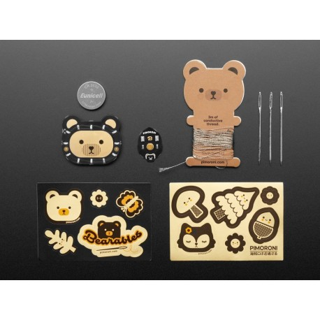 Pimoroni Bearables Bear套件