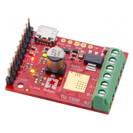 Tic T500 USB步進馬達控制板