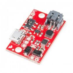 LiPo充電器/升壓器(5V/1A)