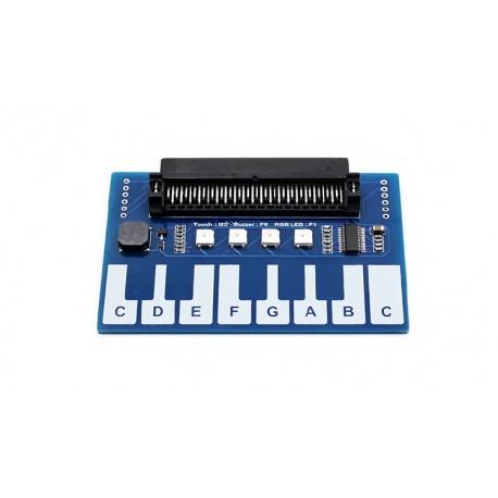 Micro:bit擴展板 迷你鋼琴音樂擴展板