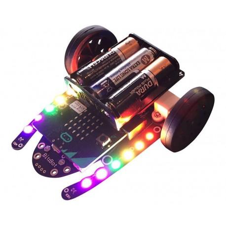 Bit:Bot Robot (Micro:bit 小車)