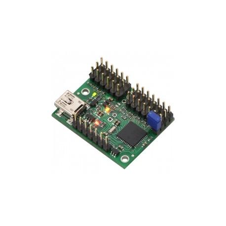 12軸USB介面伺服機運動編輯器