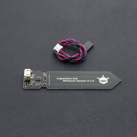 Arduino電容式土壤濕度感測器