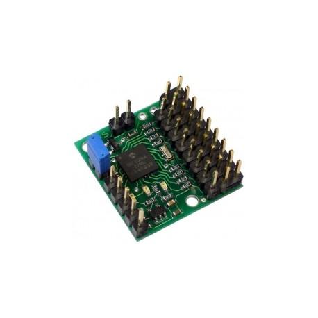 8軸微型串列馬達控制器