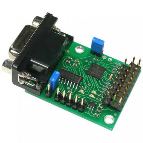 Pololu 8軸伺服機控制器