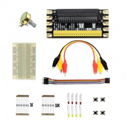 Micro:bit GPIO擴展板套件