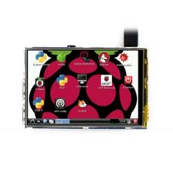 樹莓派 3.5 寸spi 觸控液晶 LCD 顯示螢幕