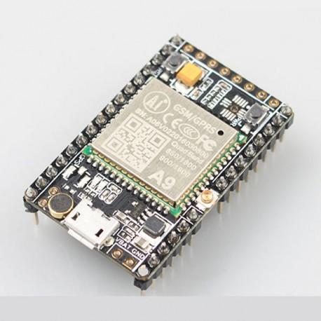 A9開發板(GPRS+GSM開發)