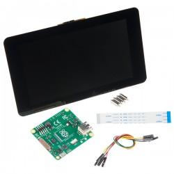Raspberry Pi LCD - 7吋觸控螢幕顯示器
