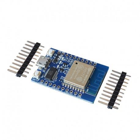 ESP-WROOM-02 D1 Nodemcu wifi模組 Esp8266模組 16Mbit
