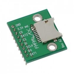 Micro-SD卡介面板
