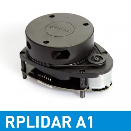 LIDAR RPLIDAR-A1 雷射雷達(12公尺360度掃描測距)