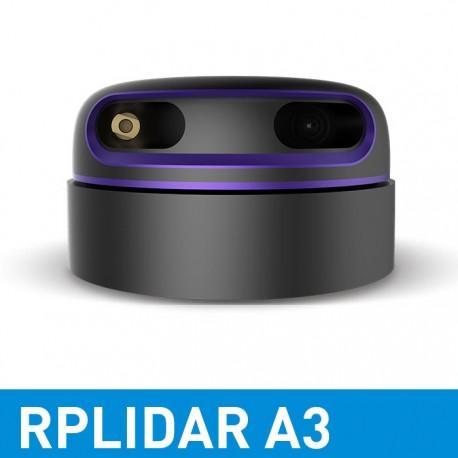 RPLIDAR A3 SLAMTEC雷射雷達  (25公尺掃瞄測距) (A3M1)