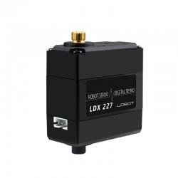 LDX-227金屬齒數位伺服器(雙軸270度 15kg)