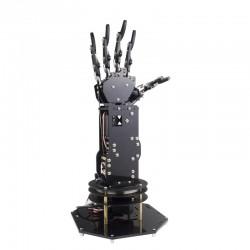 uHand 機械手掌開源套件(手掌+旋轉台)