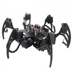 六足18自由度蜘蛛機器人(成品)