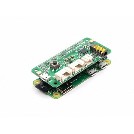 ReSpeaker 2-Mics Pi HAT  (語音助理)
