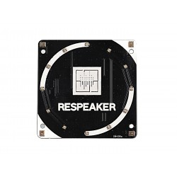 ReSpeaker 4-Mic Array for Raspberry Pi