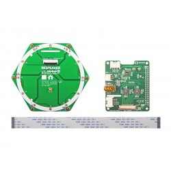 ReSpeaker 6-Mic Circular Array Kit for Raspberry Pi