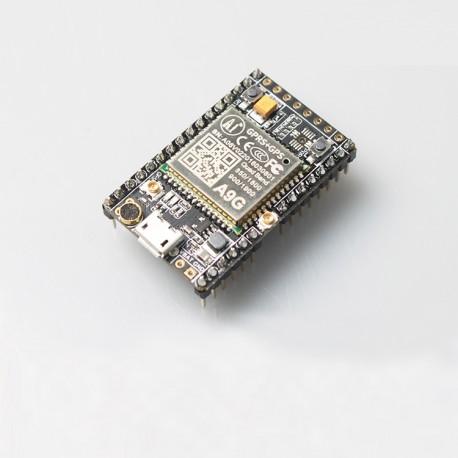 A9G開發板(短信語音無線資料傳輸+定位)