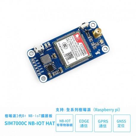樹莓派3代B+ NB-IoT擴展板