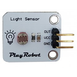 PlayRobot光敏感測器