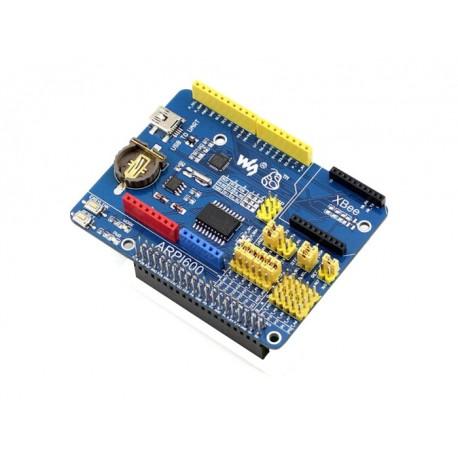 樹莓派(Pi 3B+)感測器擴展板(支援 XBEE/Arduino)