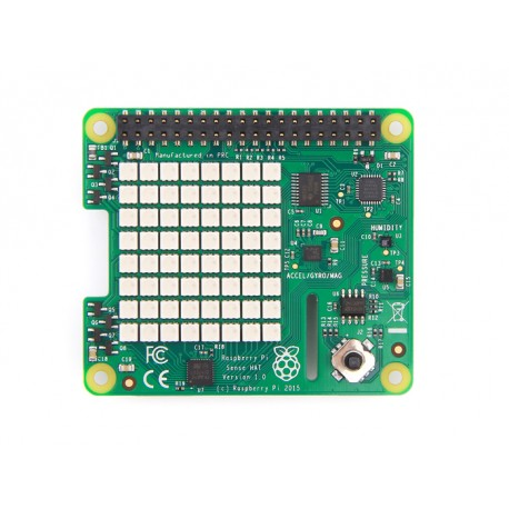 Raspberry Pi Sense HAT 擴充板