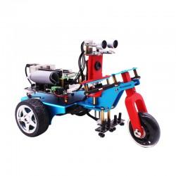樹莓派 Raspberry Pi 三輪車