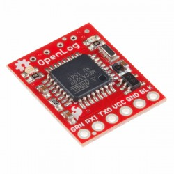 OpenLog 開源數據記錄模組(支源64GB microSD)