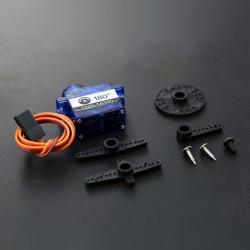DMS-MG90 金屬9G伺服機 (1.8Kg)
