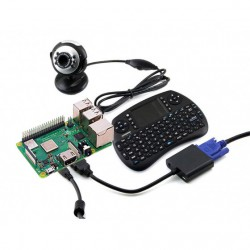 Raspberry Pi B3+ 電腦套件(含Raspberry Pi B3+)