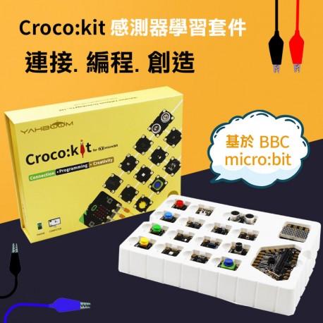 Micro:bit免焊接學習入門套件(不含Micro:bit主板)