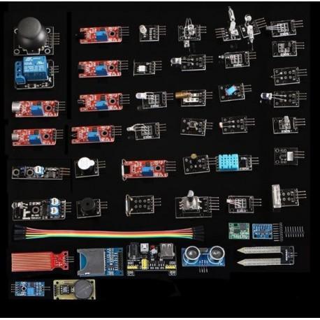 升級版45款 感測器套件(相容Arduino)