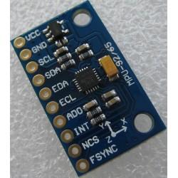 9軸 三軸加速度+電子羅盤+陀螺儀 姿態傳感器(MPU9250)