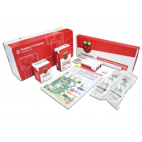 Raspberry Pi 4 Desktop Kit