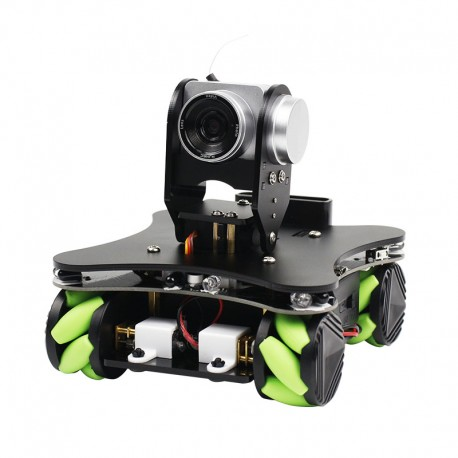 全向移動視覺智慧小車(相容Arduino)