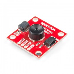 【美國原裝】SparkFun IR Array Breakout - 110 Degree FOV, MLX90640熱像儀