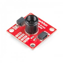 【美國原裝】SparkFun IR Array Breakout - 55 Degree FOV, MLX90640 熱像儀