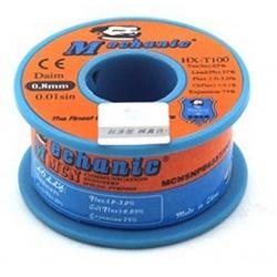 小卷優質焊錫線 線徑0.8MM 純度63%