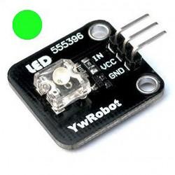 綠色LED感測器