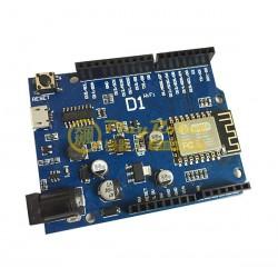 WeMos D1 WiFi ESP8266 開發板(相容Arduino)