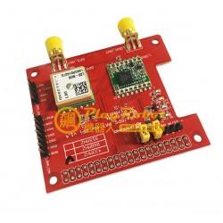LoRa GPS HAT  Raspberry Pi 3 擴展板 (868 Mhz)
