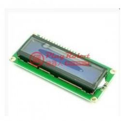 Arduino LCD 1602A  (3.3V)藍底白字液晶模組