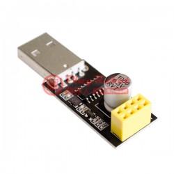 USB 轉 ESP8266 WIFI 模組轉接板