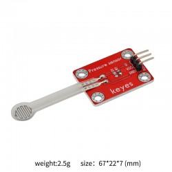 薄膜壓力感測 相容Arduino Micro:bit
