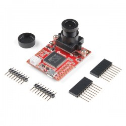 OpenMV M7 Camera  (送固定架及線材)