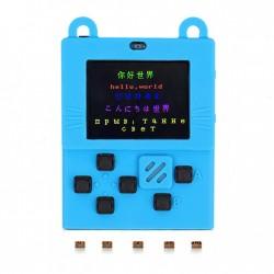 Meowbit 程式設計遊戲機開發板